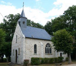 Chapelle Notre-Dame de la Mer à Jeufosse