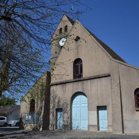 Eglise Saint Lubin – Noisy-le-Roi