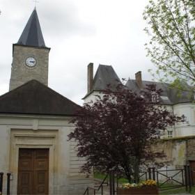 Eglise Saint-Sulpice – Bailly