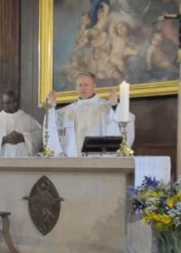 WebJonas – Reprise des messes à l'église