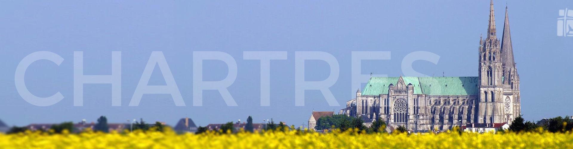 Pèlerinage paroissial le 3 octobre 2021 à Chartres